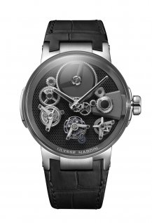 Executive Tourbillon Free Wheel