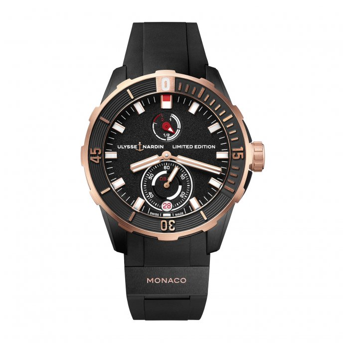 Diver Chronometer Monaco Limited Edition