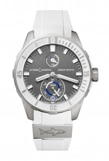 Diver Chronometer Great White Limited Edition