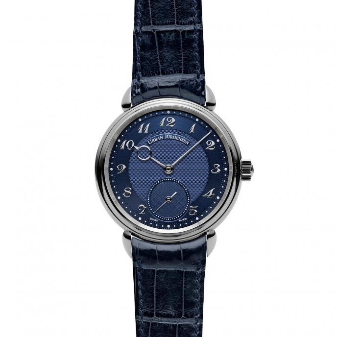 urban jurgensen reference 1140 pt blue