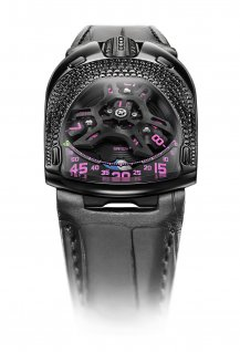 UR-106 Black Pink Lotus