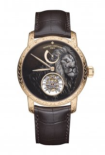 Les Cabinotiers 14-Day Tourbillon Lion