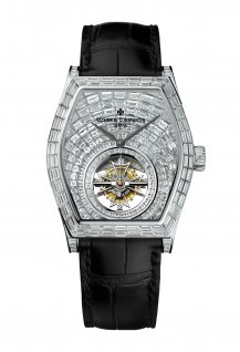 Tourbillon High Jewellery