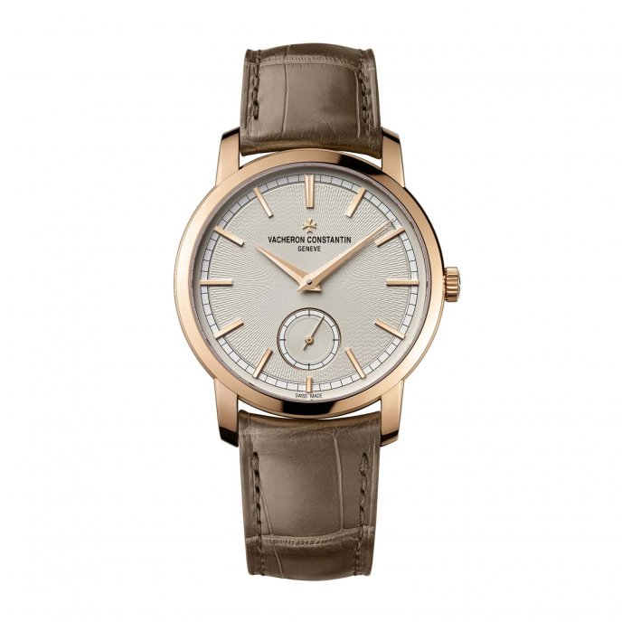 Vacheron-Constantin-Patrimony-Traditionnelle-Small-Seconds-Boutique-Paris-82172/000R-9806-face-view