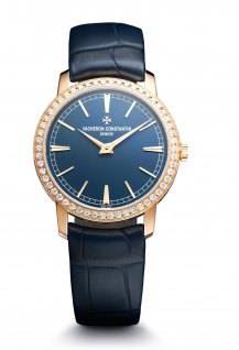 Traditionnelle Small Model Bucherer Blue Editions