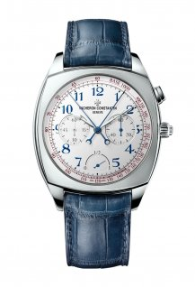 Ultra-thin grande complication chronograph
