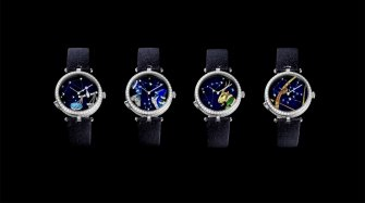 Lady Arpels & Midnight Zodiac Lumineux  Watches