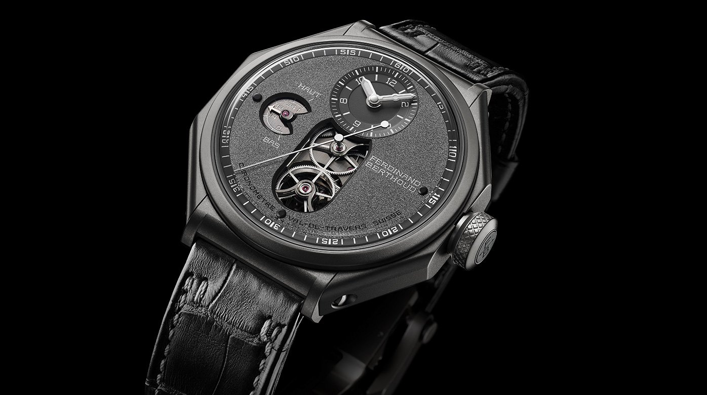 Ferdinand Berthoud - Chronomètre FB 1 Night Star Only Watch