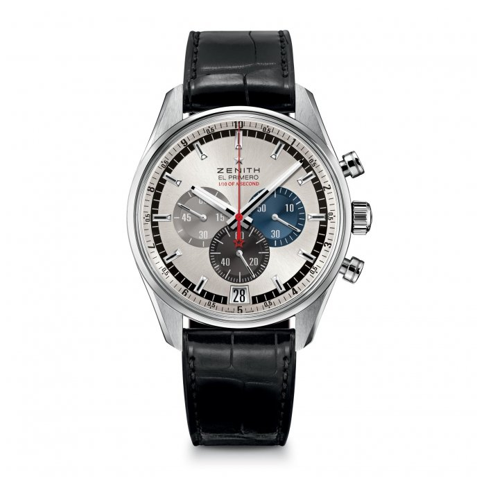 Zenith El Primero Striking 10th 03.2041.4052/69.C496 - face view