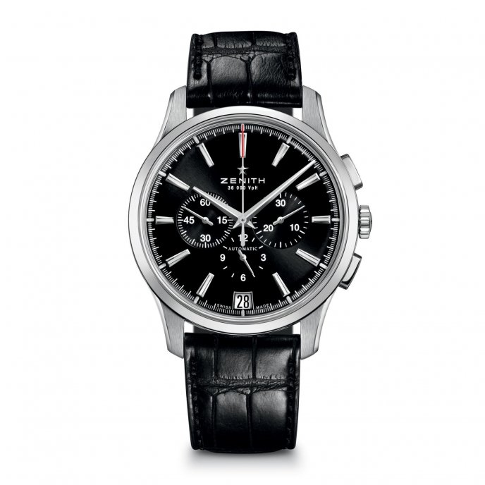 Zenith Captain Chronograph - 03.2110.400/22.C493 - Face