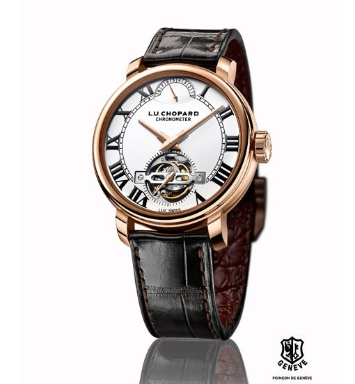 Chopard - L.U.C 1963 Tourbillon