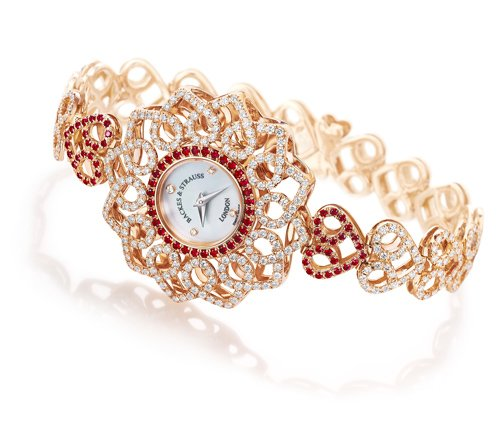 La montre Victoria Princess Red Heart