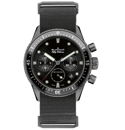 Blancpain - Fifty Fathoms Bathyscaphe