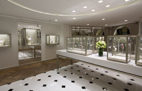 Boucheron-boutique-Shanghai-Plaza-66-Interior