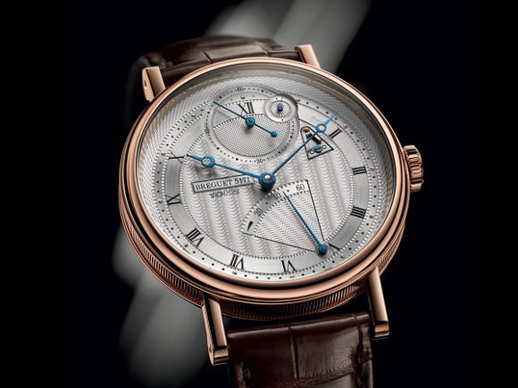 Breguet Classique Chronométrie, winner of the 2014 Geneva Watchmaking Grand Prix