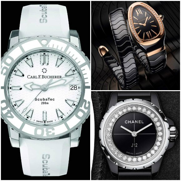 Carl-F-Bucherer-Bulgari-Chanel
