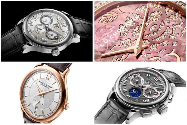 Chopard - Collection L.U.C 2016