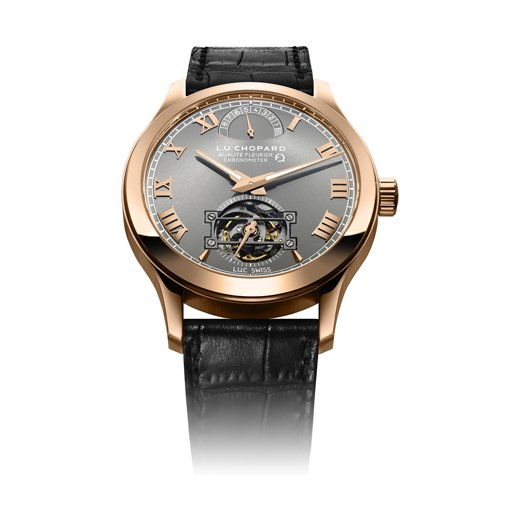 Chopard - L.U.C Tourbillon QF Fairmined