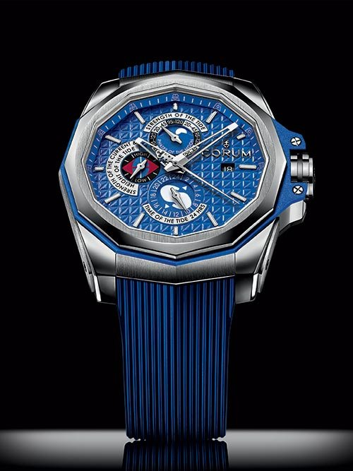 Corum Admiral's Cup One 45 Tides