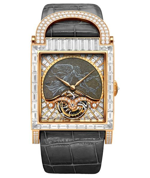 Dome Tourbillon Angel