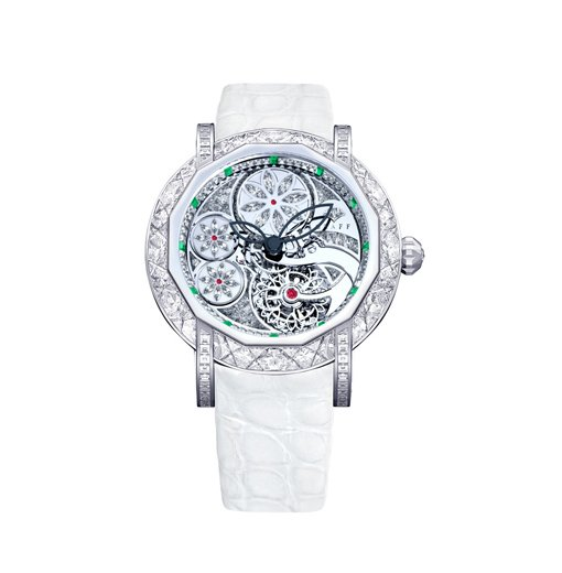 Graff Floral Tourbillon