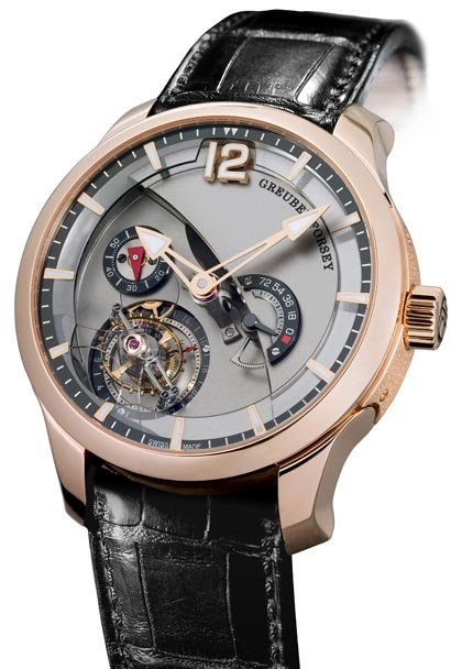 Greubel Forsey - Tourbillon 24 Secondes Contemporain
