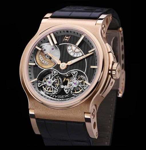 Hysek Verdict Touble Tourbillon