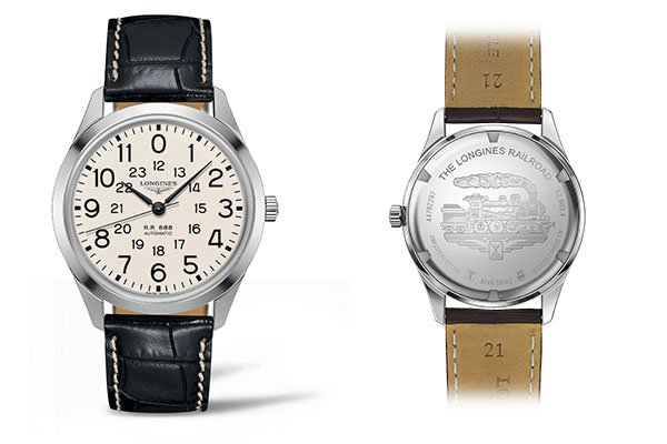 Longines - The Longines RailRoad