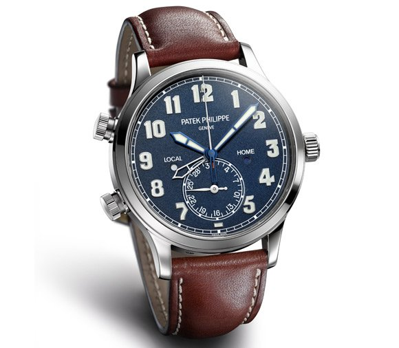 Patek Philippe Calatrava Pilot Travel Time Ref-5524