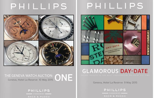 Phillips catalogs