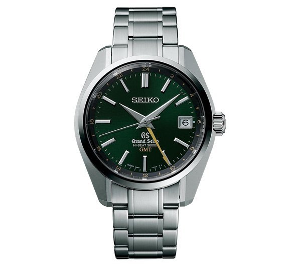 Grand Seiko Hi-Beat 36000 GMT.