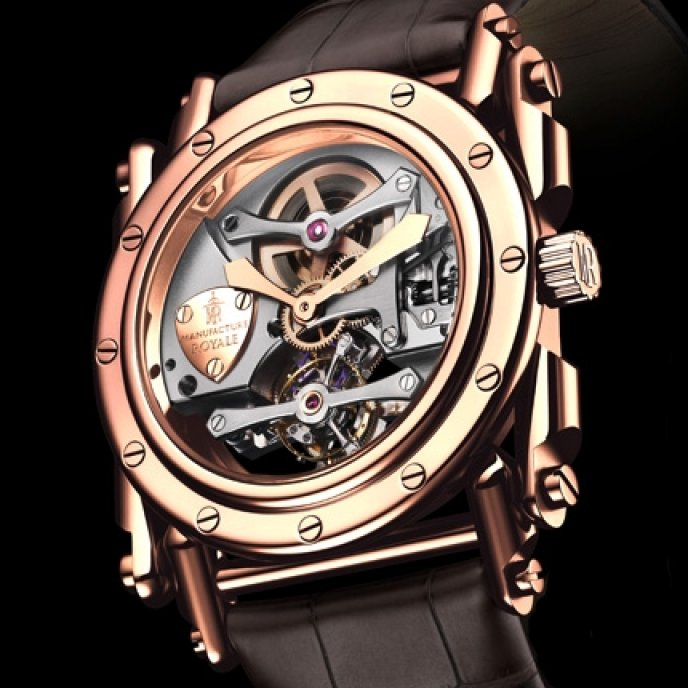 Manufacture Royale Androgyne Androgyne Or Rose Worldtempus